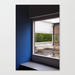 Villa Savoye 2 Canvas Print