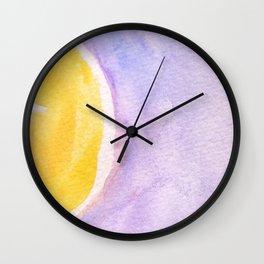 Mezzogiorno Wall Clock