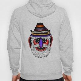 Bucovina Mask / Masca de Bucovina Hoody