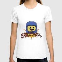 spaceship T-shirts featuring Spaceship!  by Brieana