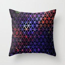 TriStar Throw Pillow