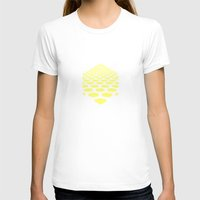 hexagon T-shirts featuring Hexagon by henrymade