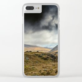 The Landscape Photographer Clear iPhone Case