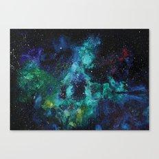 Gerling Green Canvas Print