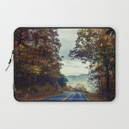 Fall Drive Laptop Sleeve