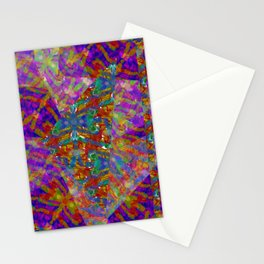 Firefly Montage Stationery Cards