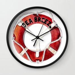 Seabreeze Wall Clock