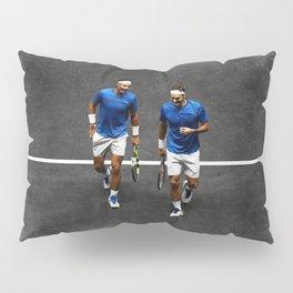 Nadal & Federer Pillow Sham