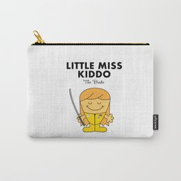 Little Miss Kiddo Carry-All Pouch