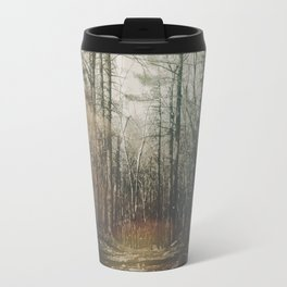 5 am forest wanders Travel Mug