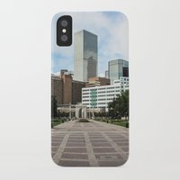 denver iPhone & iPod Cases featuring Denver by Holly