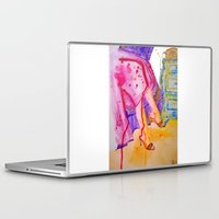 amelie Laptop & iPad Skins featuring Amelie by Laurie Art Gallery