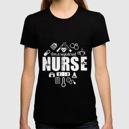 I am registered nurse t-shirts T-shirt