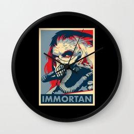 """Immortan Joe """"Hope"""" Poster Wall Clock"""