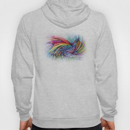 Kissing in color Hoody