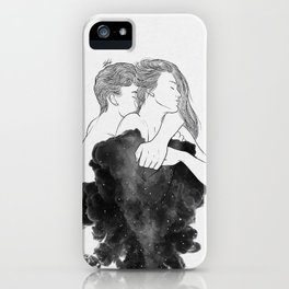 You are my peaceful heaven. iPhone Case