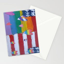 Flags for The Future 33 Stationery Cards