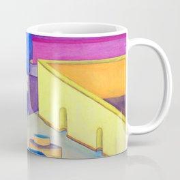 La Ciudad Azul Coffee Mug