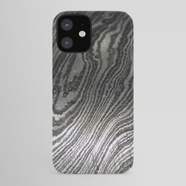 Damascus Blade 1 iPhone Case