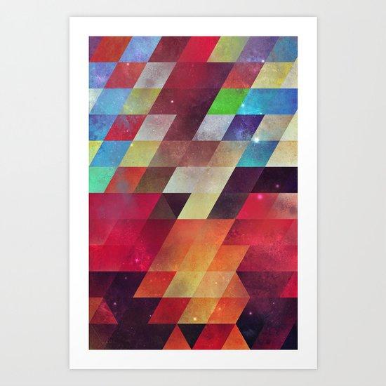 cyrryts Art Print
