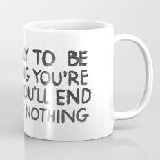 BEING NOTHING 2 Mug