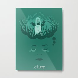 iamamiwhoami; clump Metal Print