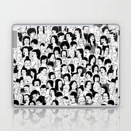Girlz Laptop & iPad Skin