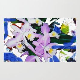 ORCHIDS that I love.                                         by Kay Lipton Rug