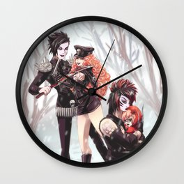 Blood on the Dance Floor - Unforgiven Wall Clock
