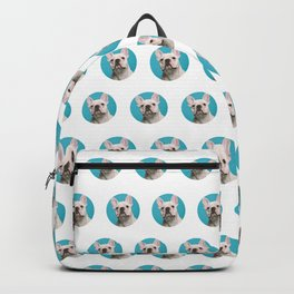 Pop Art Frenchie Backpack