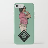 lawyer iPhone & iPod Cases featuring Lawyer by Mikhail Kalinin