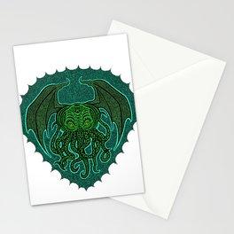 Cthulhu Madness Stationery Cards