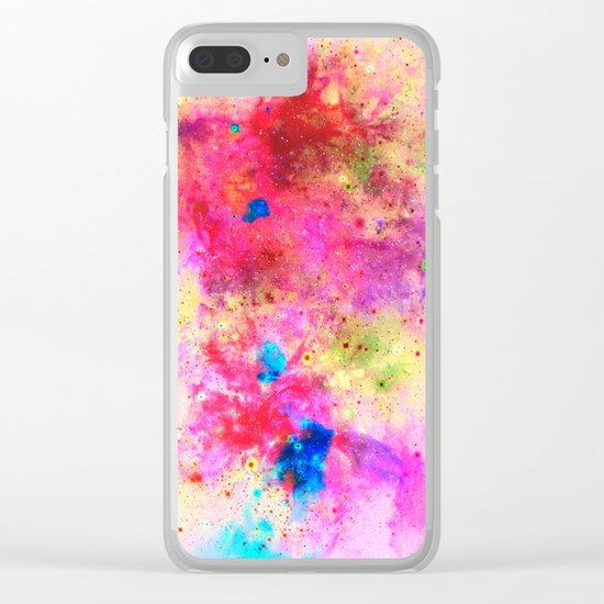 Everything is nothing 30 (therefore it was beautiful) Clear iPhone Case
