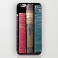 library iPhone & iPod Skins featuring library by Liudvika's Lens
