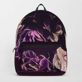 Pretty in Purple Backpack