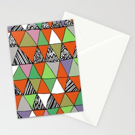 Triangle 2 Stationery Cards