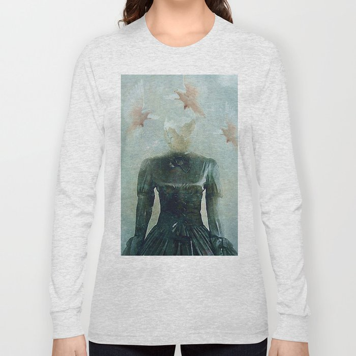 Surrealist nest Long Sleeve T-shirt