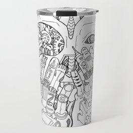 Robolism - Shy Travel Mug