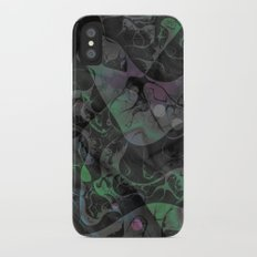 Abstract DM 04 iPhone X Slim Case