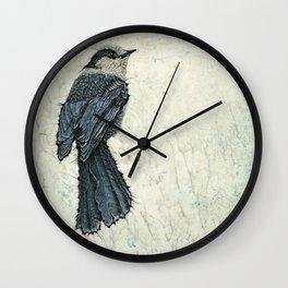 Canada Gray 1 Wall Clock