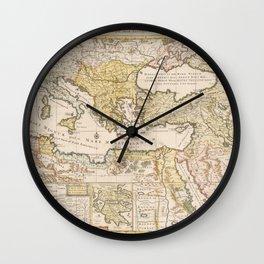 Ottoman Empire 1719 Wall Clock