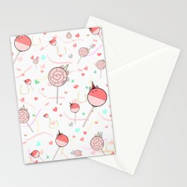 LOLLYPOPS Stationery Cards