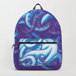 From the Deep Kraken Octopus Squid Tentacles Backpack