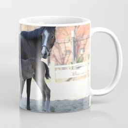 Pferde Coffee Mug