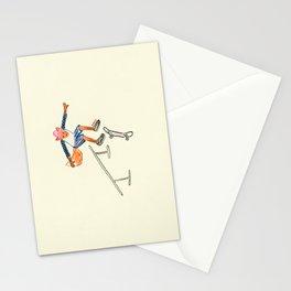 Skater Fox OG Stationery Cards