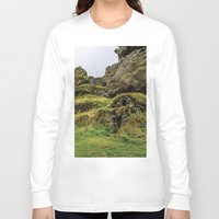 hobbit Long Sleeve T-shirts featuring Hobbit House by Alex Tonetti Photography