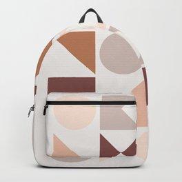 Modern Geometric 26 Backpack