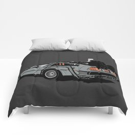 DeLorean Comforters