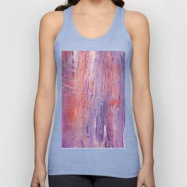 Marbled Sunset Unisex Tank Top