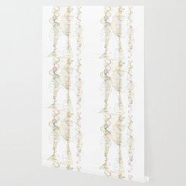 Spiral Columns Wallpaper